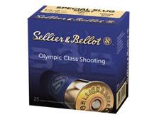 "Sellier & Bellot 12 Gauge Ammunition SB12SLUG 2-3/4"" 1 oz Slug 25 Rounds"
