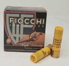 """Fiocchi 20 Gauge Ammunition FI203408 3"""" 1-1/4 oz 8 Shot 25 Rounds"""