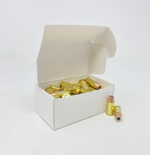 White Box 45 ACP Ammunition PONE426 230 Grain Jacketed Hollow Point 50 Rounds
