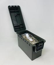 Outdoor Limited 223 Rem *REMAN* Ammunition DEF223FMJCANR 55 Grain Full Metal Jacket CAN 500 Rounds
