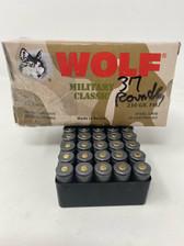 Wolf Military Classic 45 Auto Ammunition *Blemished Box* WMC45ACPX 230 Grain Full Metal Jacket 37 Rounds