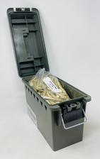 Outdoor Limited 223 Rem *REMAN* Ammunition DEF22362FMJCANR 62 Grain Full Metal Jacket 500 Rounds