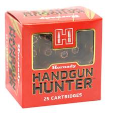 Hornady 357 Magnum Handgun Hunter Ammunition H9052 130 Grain Monoflex Hollow Point 25 Rounds