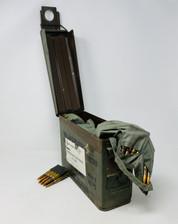 Egyptian Surplus 30-06 M1 Garand Ammunition  EGYP3006M1192 Full Metal Jacket CAN 192 Rounds