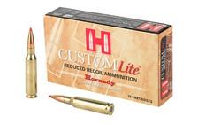 Hornady 7mm-08 Rem Ammunition H80572 120 Grain SST Ballistic Tip 20 Rounds