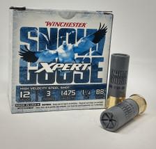 """Winchester 12 Gauge Ammunition WXS123BB Snow Goose Expert 3"""" 1-1/4 oz BB Shot 25 Rounds"""