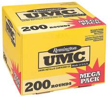Remington UMC 223 Remington Ammunition L223R7A 45 Grain Jacketed Hollow Point 200 Rounds