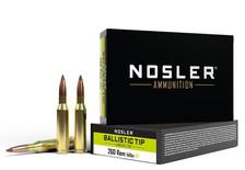 Nosler 260 REM Ammunition NOS61027 140 Grain Ballistic Tip 20 Rounds