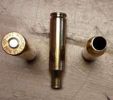 Winchester 7mm-08 Primed Brass MCC7MMBRASS140 140 Pieces