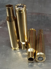 Federal .222 REM New Primed Brass F222EP 500 Pieces
