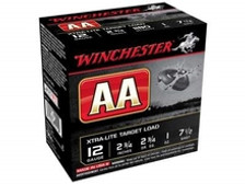 """Winchester 12 Gauge Ammunition AAL127 Xtra-Lite 2-3/4"""" #7-1/2 1180fps 1oz  25 rounds"""