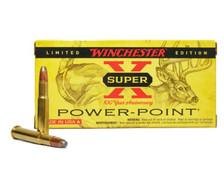 Winchester Super X 100 Year Anniversary 30-30 Win Ammunition X3030100 150 Grain Power Point Soft Point 20 Rounds