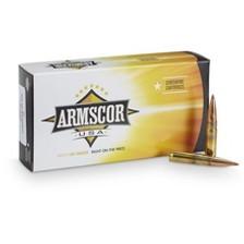 Armscor USA 300 AAC Blackout Ammunition ARM300BLKAMAX 208 Grain AMAX 20 Rounds
