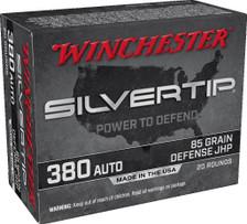 Winchester 380 Auto Ammunition 85 Grain ST Hollow Point SX W380STX *Repackaged* 13 Rounds