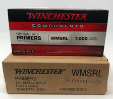 Winchester Small Rifle Primers for 5.56mm WMSRL 1000 Pieces