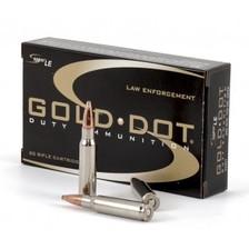 CCI 308 Win Speer Gold Dot CCI24457  150 Grain Soft Point 20 rounds