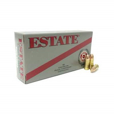 Estate 9mm Ammunition ESH9115 115 Grain Full Metal Jacket CASE 1000 rounds