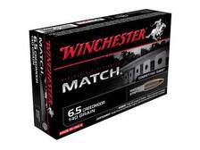 Winchester 6.5 Creedmoor Supreme Match S65CM 140gr BTHP 20 rounds