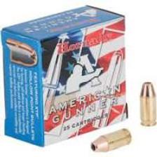 Hornady 380 Auto American Gunner H90104 90gr XTP 25 rounds