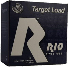 """Rio 12 Gauge Ammunition TLSK249 2-3/4"""" 7/8oz #9 shot 1315FPS CASE 250 rounds"""