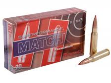 Hornady 308 Win Ammunition Superformance H80963 168 Grain ELD Match 20 rounds