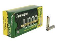 Remington 357 Magnum Ammunition HTP High Terminal Performance RTP357M1 125 Grain Semi-Jacketed Hollow Point 50 rounds