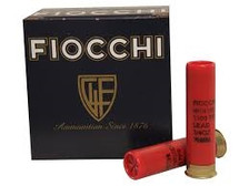 "Fiocchi 28 Gauge Ammunition 28HV9 2-3/4"" #9 Chilled Lead Shotshell 3/4 oz 1300 fps Case of 250 Rounds"