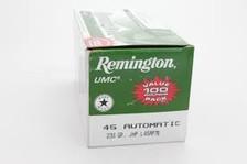 Remington 45 AUTO L45AP7B 230 gr JHP 100 rounds