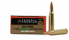 Federal Gold 308 175gr Sierra MK BTHP 20 per box