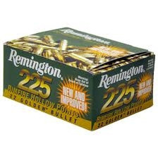 Remington 22LR Golden Bullet Value Pack 36 gr HP 225 rounds