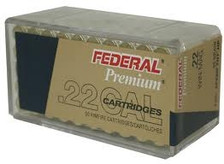 Federal 22 WinMag V-Shok TNT JHP 30gr, 50 rounds