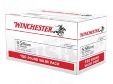 Winchester 5.56mm Ammunition Value Pack WM193150 55 Grain Full Metal Jacket 150 Rounds