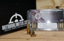Ten Ring 243 Win Ammunition 100 Grain Flat Base Soft Point 20 rounds
