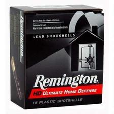 """Remington 410 Bore Ultimate Home Defense Ammunition REM410B000HD 2-1/2"""" 000 Buck 4 Pellets 1225fps 15 rounds"""