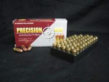 Precision One 380 Auto Ammunition 100 Grain Full Metal Jacket 250 rounds