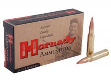 Hornady 308 Win Ammunition Custom H80956 155 Grain ELD Match 20 rounds