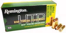 Remington 45 Auto HTP RTP45AP2 185 gr JHP 50 rounds