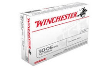 Winchester 30-06 USA3006 147 gr FMJ 20 rounds