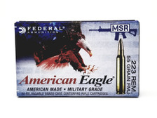Federal 223 Remington American Eagle AE223J 55 gr 500 rounds