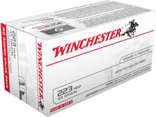 Winchester 223 USA2232 45 gr JHP 40 rounds