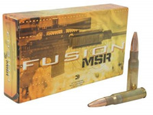 Federal 338 Federal Ammunition Modern Sporting Rifle F338MSR2 185 Grain Spitzer Boat Tail 20 rounds