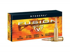 Federal 224 Valkyrie Ammunition Modern Sporting Rifle F224VLKMSR1 90 Grain 20 rounds