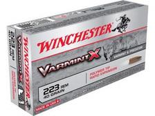 Winchester 223 Rem Varmint X X223P1 40 gr Polymer Tip 20 rounds
