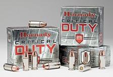 Hornady 10mm Auto H91256 Critical Duty 175 Grain FTX Hollow Point 20 rounds