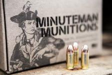 Minuteman Munitions 9mm Ammunition Reman 115 Grain Full Metal Jacket TMJ CASE 1000 rounds