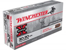 Winchester 30-30 Super-X X30301 150 gr Hollow Point 20 rounds