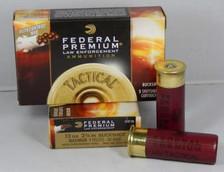 """Federal 12 Gauge Tactical LE12700 2-3/4"""" 00 Buckshot 9 Pellets 1325fps 50 rounds"""