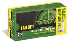 Remington 38 Special Ammunition RTG38S6 158 Grain Semi-Wadcutter 50 rounds