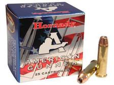 Hornady 357 Magnum American Gunner H90504 125 gr XTP 25 rounds