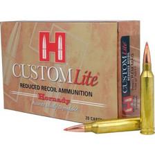 Hornady 7mm Rem Mag Custom Lite H80596 139 Grain SST 20 rounds